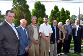 Photo of the State Board of Agriculture