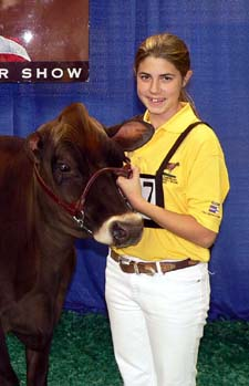 Photo of Emily Sigle and Mystic