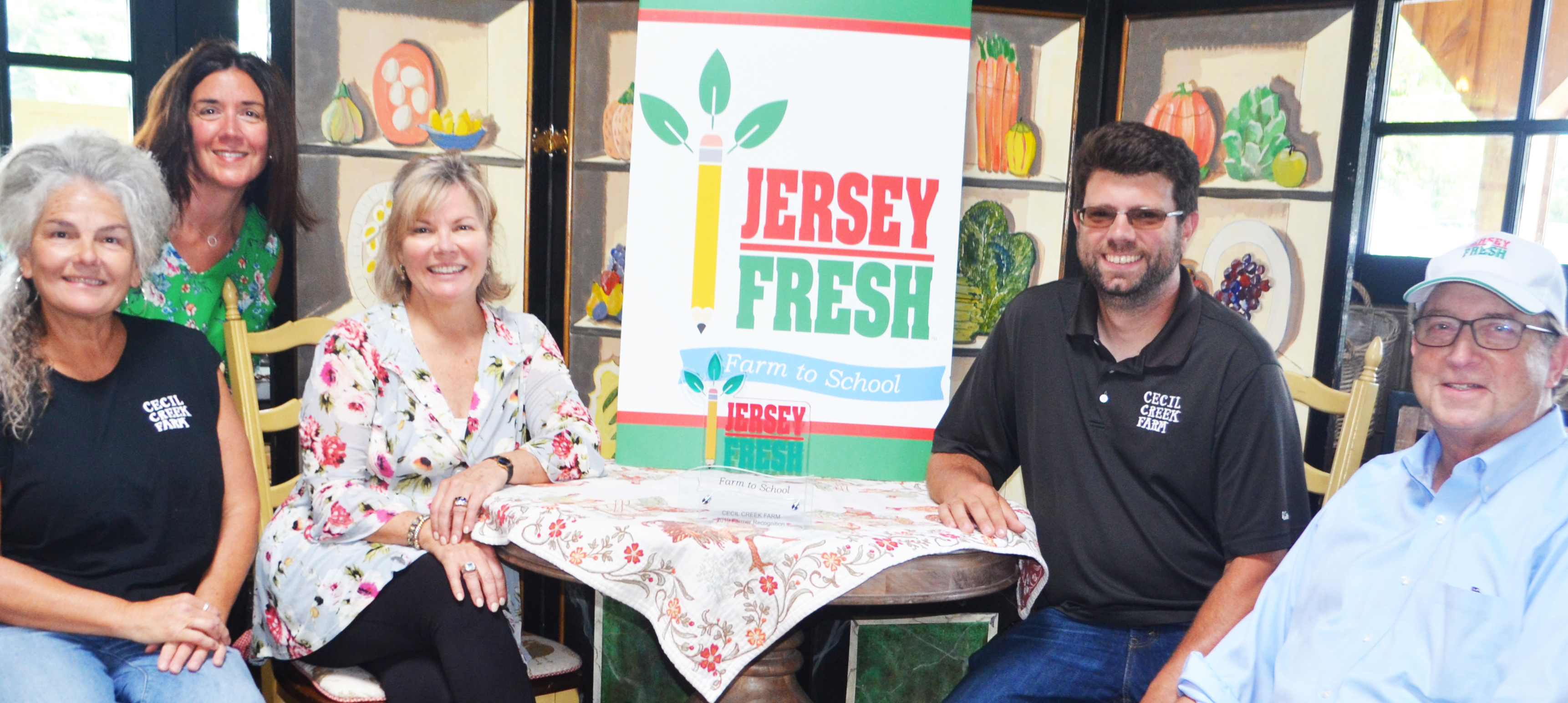 Jersey Fresh Farm to School