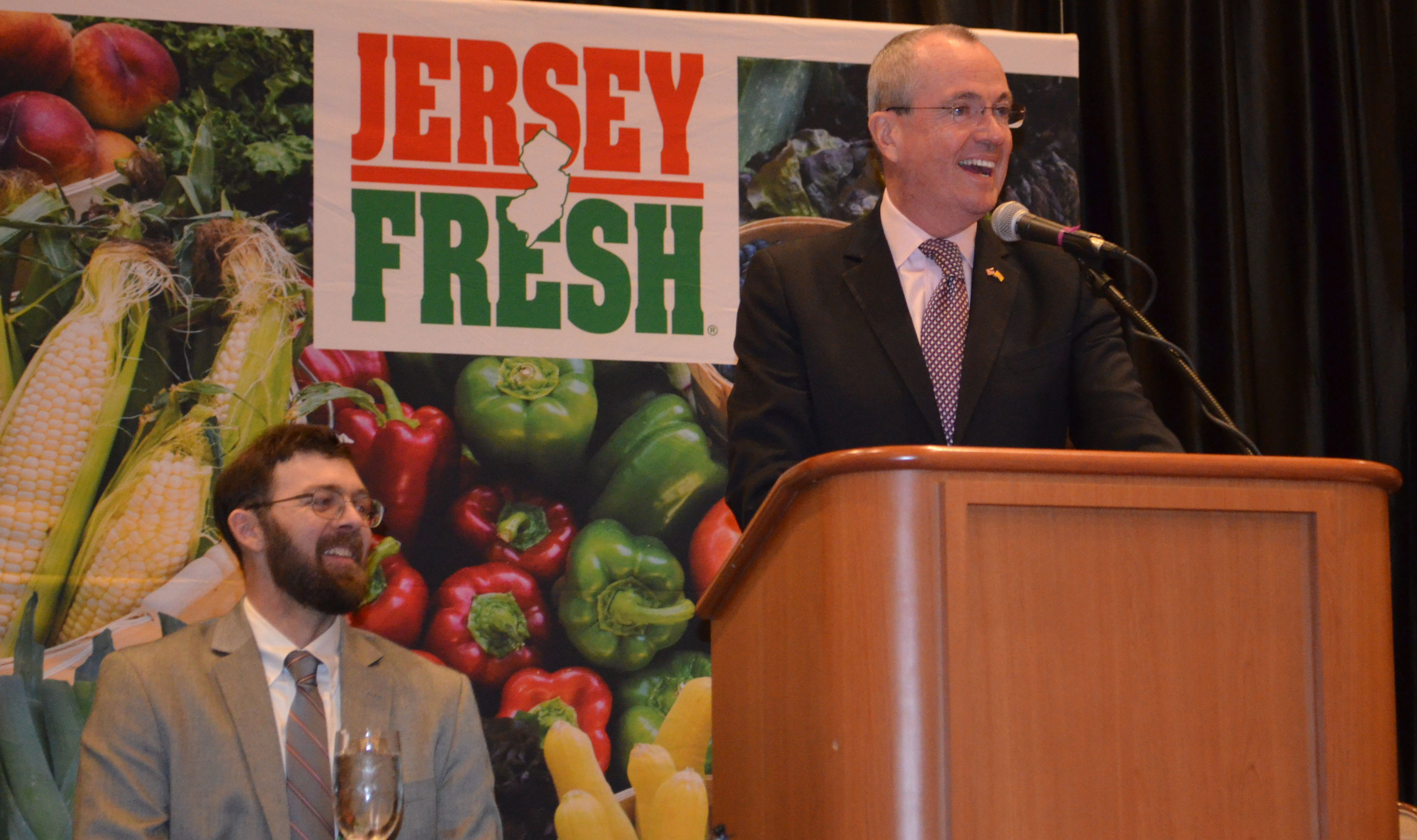 Governor Murphy - Click to enlarge