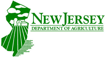 The NJ Department of Agriculture Logo - Click to enlarge