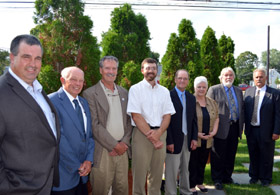 Photo of the 2014-15 State Board of Agriculture - Click to enlarge