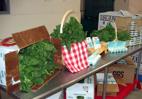 Photo of State Food Purchase Program food