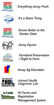 NJ Department of Agriculture sites