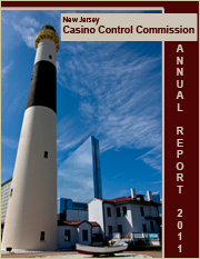 2011 Casino Control Commission Annual Report