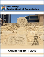 2013 Casino Control Commission Annual Report