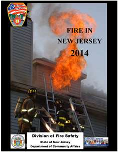 Fire In NJ 2014