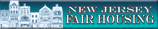 New Jersey Fair Housing banner