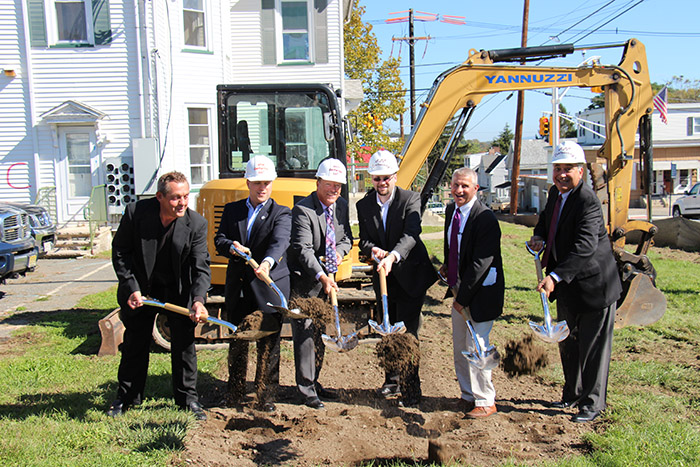 Newton Groundbreaking