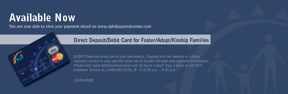 DCF Electronic Payment Center