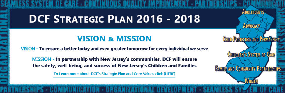 DCF Strategic Plan 2014 - 2016