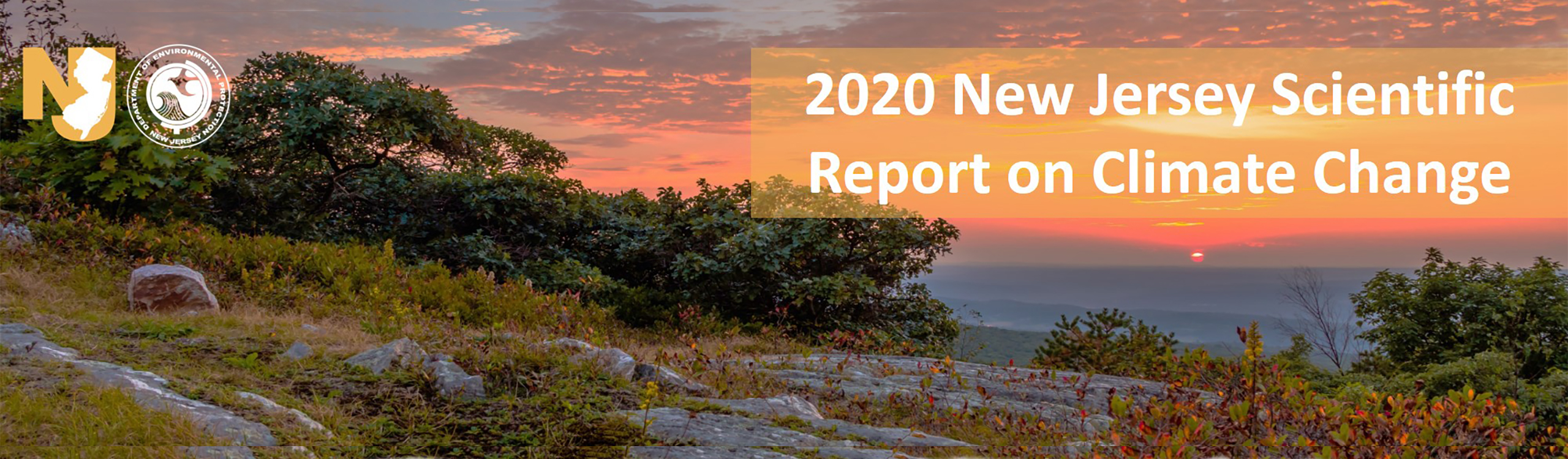 NJ Climate Change Report 2020