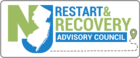 NJ Restart & Recovery advisory Council LOGO