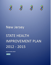 NJ State Health Improvement Plan 2012-2015