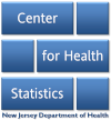 Center for Health Statistics Logo