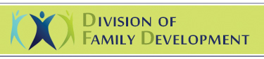 Division of Family Development logo