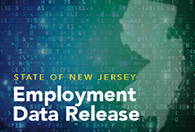 NJ employment data release numbers