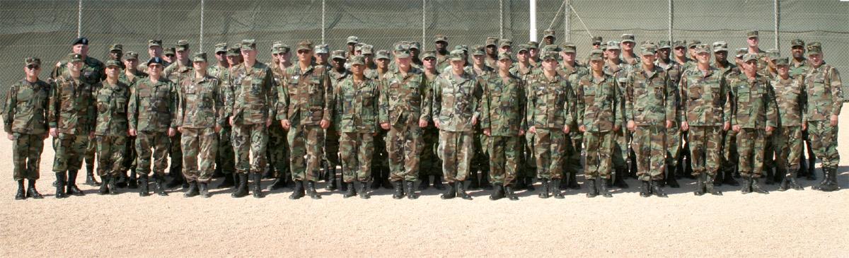 Leadership Visits Cuba-Based Troops