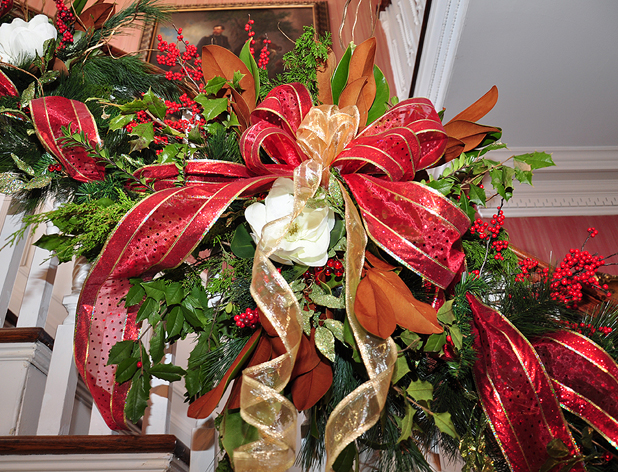 Drumthwacket Holiday Tour 2012