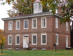The William Trent House Museum