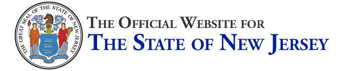 The Official Website for the State of New Jersey - Seal