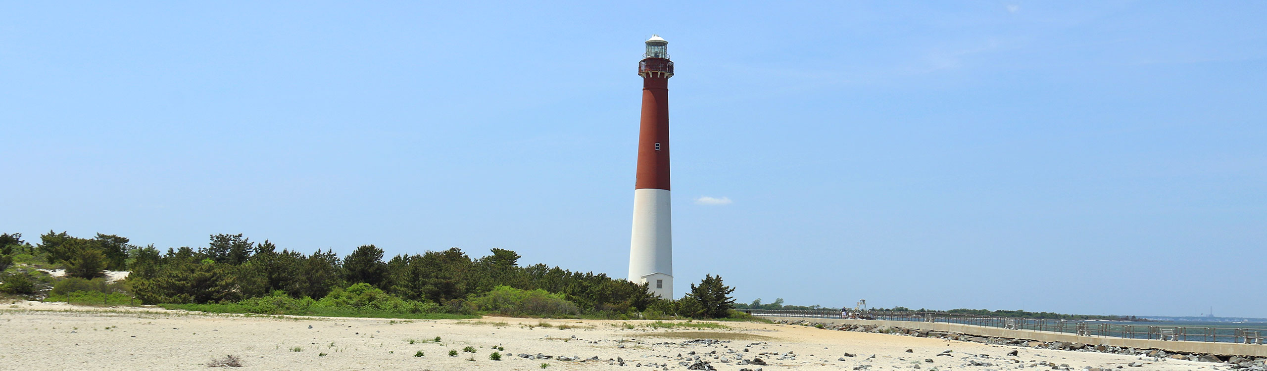 Lighthouses in New Jersey