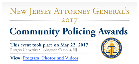 AG's Community Policing Awards