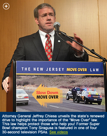Attorney General Jeffrey S. Chiesa announces a comprehensive statewide ban on dangerous designer drug -- Synthetic Marijuana. Division of Consumer Affairs Director Thomas R. Calcagni