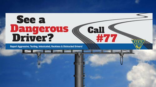 #77 Dangerous Driver Campaign