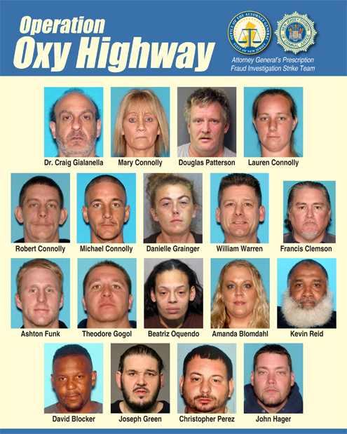 Operation Oxy Highway