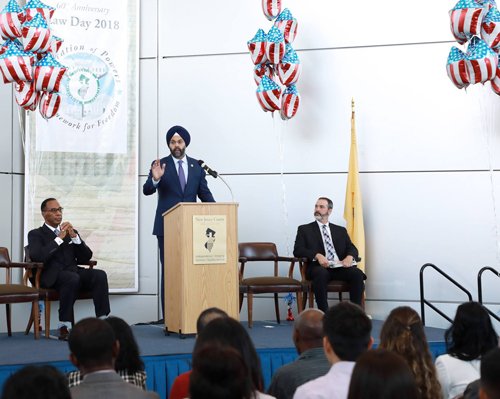 AG Grewal Addresses 48 candidates for citizenship