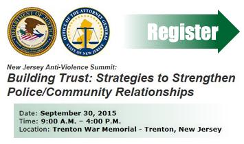 Anti-Violence Summit Registration