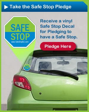 Safe Stop Pledge