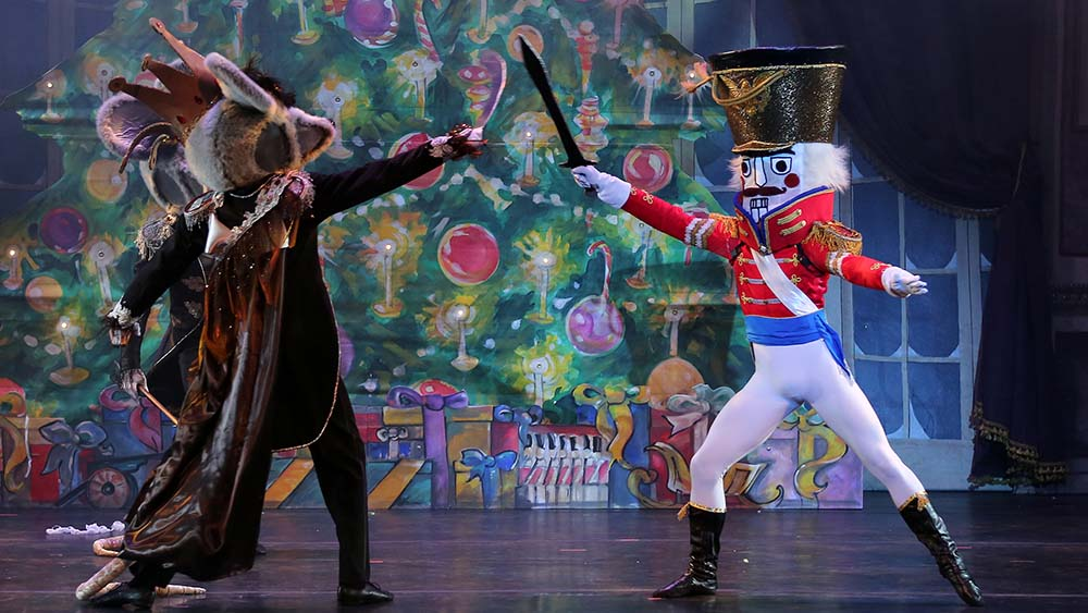 American Repertory Ballet presents Nutcracker